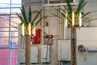 Concrete Island, installation view