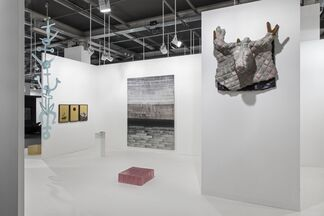 Alfonso Artiaco at Art Basel 2017, installation view