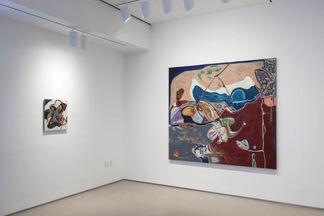 Sarah Dwyer: Sunk Under, installation view