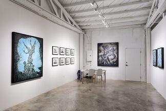 Speedy Graphito : BEYOND THE FUTURE, installation view