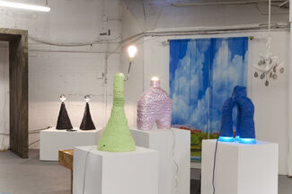 Snack Pack, installation view