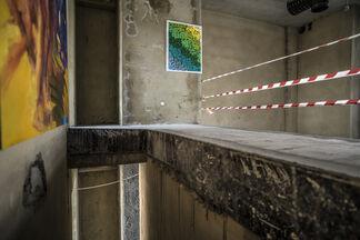 Urban Dawn II, installation view