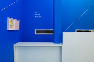 Absolute 穹顶, installation view