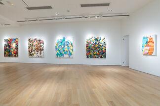 Li Bai's Snow - Zhu Jinshi Solo Exhibition, installation view