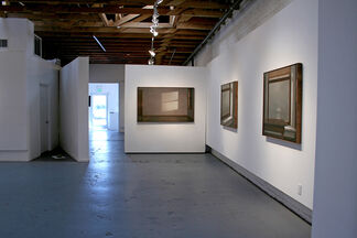 Norman Lundin, New Work: Interiors & Landscapes, installation view