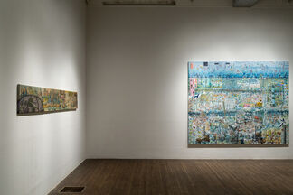 Cameron Hayes, installation view