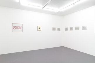 Semeion, installation view