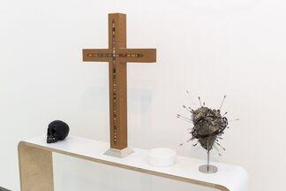 Damien Hirst - New Religion, installation view