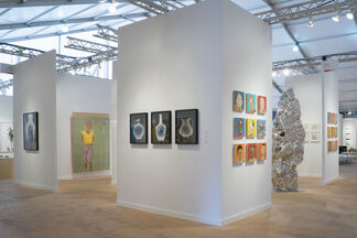 Haines Gallery at Miami Project 2014, installation view