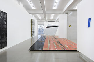 Nothing Happened, installation view