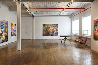 Richard Lytle - No Still Life and Blinn Jacobs - New Work, installation view