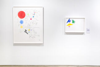 The Second Part of 1, installation view