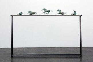 C.K. Wilde: Sojourn, installation view