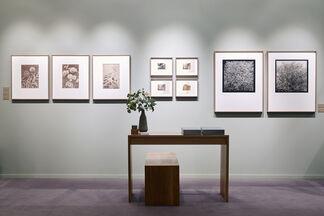 Galerie f5,6 at HIGHLIGHTS Internationale Kunstmesse München 2015, installation view