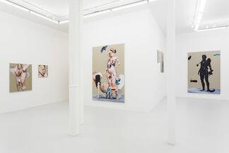 """Matthew Stone """"NEOPHYTE"""", installation view"""