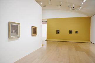 A Backward Glance:  Giorgio Morandi and the Old Masters, installation view