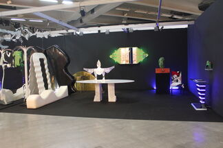 Erastudio Apartment Gallery at MiArt 2015, installation view