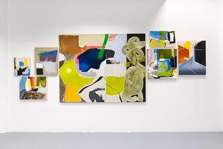 Trevor Kiernander: Bound and Boundless, installation view