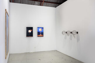 Stems Gallery at Art Los Angeles Contemporary 2019, installation view