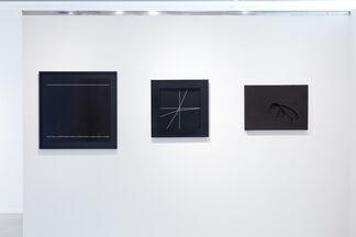 Black. An Idea of Light, installation view