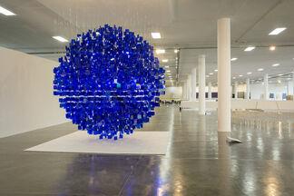 Galeria Nara Roesler at SP-Arte 2015, installation view