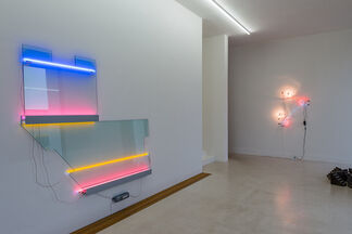 Keith Sonnier »The Collection«, installation view