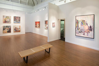Compressed Air, installation view