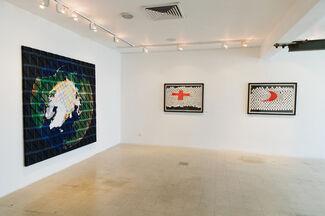 Benni Efrat | The Dove - Summer 2062, installation view