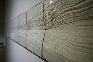 Two-sided Book - Hsin-wen Hsu, installation view