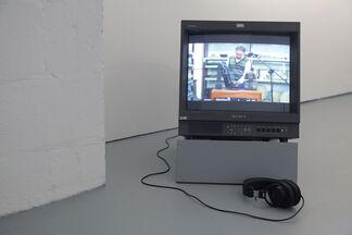 Chronovisor : Archive, installation view