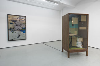 Radcliffe Bailey: Quest, installation view