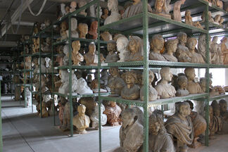 The Lost Museum. The Berlin Sculpture and Paintings Collections 70 Years After World War II, installation view