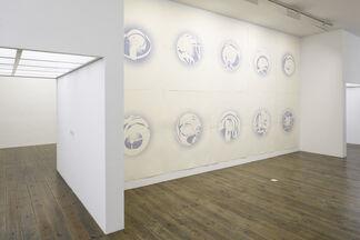 Domenico Bianchi, New Works, installation view
