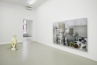 Produktion. Made in Germany Drei, installation view