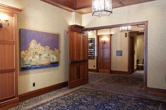 Oak Bay Beach Hotel Art Exhibit, installation view