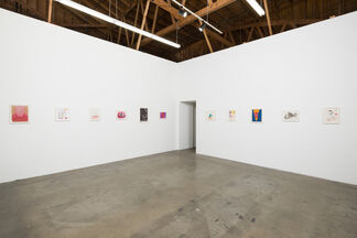 Patrick Jackson: Drawings and Reliefs, installation view