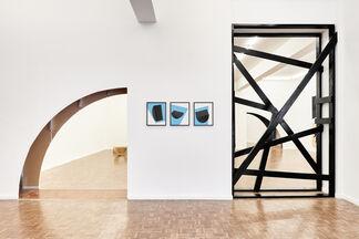 Serge Alain Nitegeka: Ode to Black, installation view