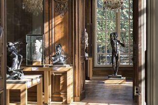 Reopening of Musée Rodin, installation view