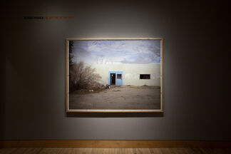 Richard Misrach: The Writing on the Wall, installation view