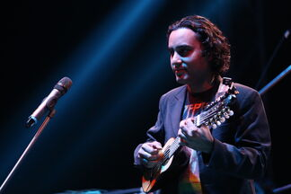 Tajdar Junaid Live in Concert, installation view