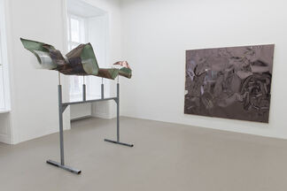 Charim Galerie at Art Cologne 2018, installation view
