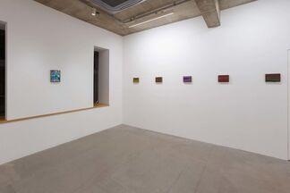 Kenjiro Okazaki, installation view