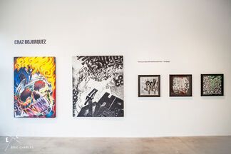 SONS OF POMPEII – Group Exhibition, installation view