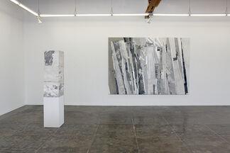 """Process"" at The UNLV Marjorie Barrick Museum (Las Vegas), installation view"