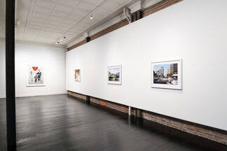 Action at a Distance, installation view