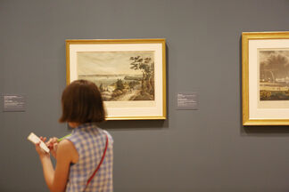 Visions of America: Three Centuries of Prints from the National Gallery of Art, installation view