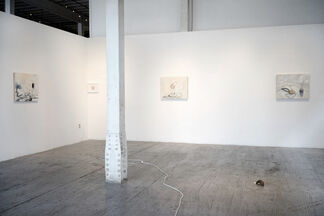 Your Lost Shoe (or everything that happened since the last time), installation view