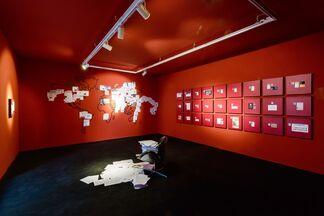 Yang Kai, installation view