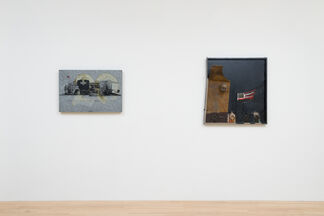 Kienholz, installation view