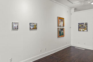 Shore Leave, installation view